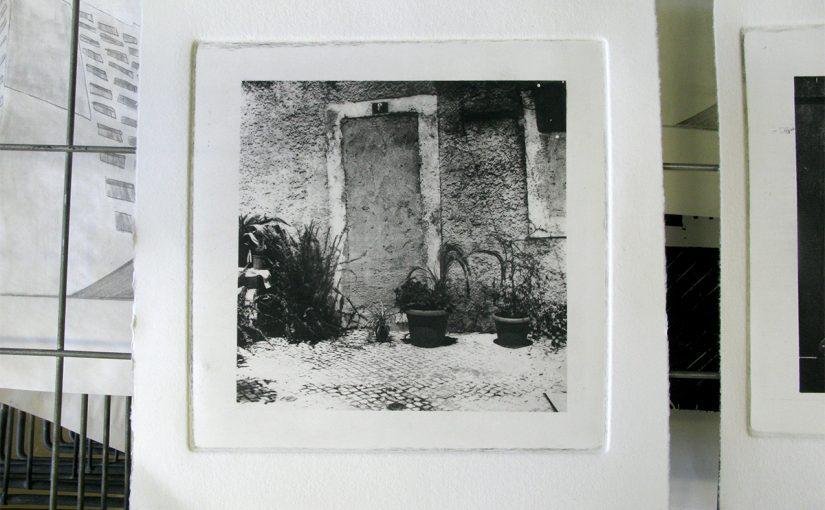 processos fotomecânicos: fotogravura